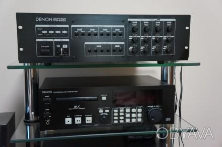 Denon DN-A850 Made in Japan.  Все работает  Отличный Звук.. Черновцы, Черновицкая область. фото 1
