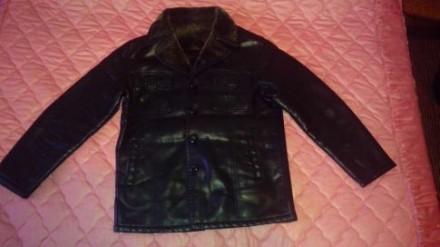 Дубленка-куртка мужская р.48-50. Сумы. фото 1