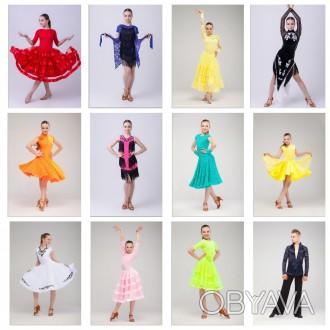 Все для занятия танцами и гимнастики:             -Купальники гимнастические (б. Киев, Киевская область. фото 1