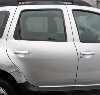 Renault Рено Dacia Duster Дастер двері ліві праві перед зад. Самбор. фото 1