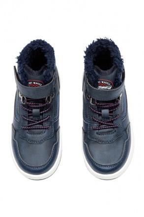 Демисезонные хайтопы, сникерсы, ботинки, кроссовки для мальчика, h&m, Германия. Винница. фото 1
