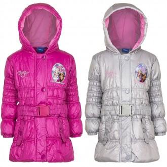 Демисезонная, куртка удлиненная для девочки, Frozen, Disney.. Винница. фото 1