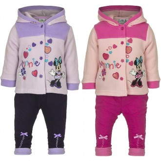 Теплый костюм двоечка, для девочки, Disney.. Винница. фото 1
