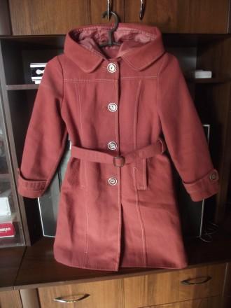 Пальто. Мироновка. фото 1