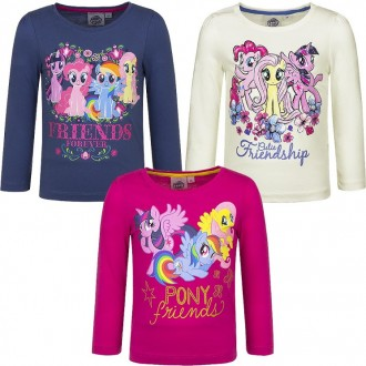 Реглан, кофта, лонгслив для девочки, 100 хлопок, Disney, my little pony.. Винница. фото 1
