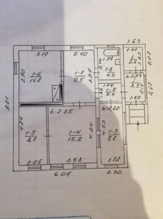 Продам дом в районе Верхней Тополе.. Сумы. фото 1