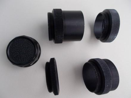 Кольца для макросъемок (диаметр резьбы 25.4).. Северодонецк. фото 1