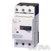 Автоматический выключатель Siemens 3RV1011-1BA10. Киев. фото 1