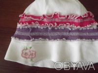 Очень яркая шапочка на девочку в идеальном состоянии. Размер 3-4 года.. Дніпро, Дніпропетровська область. фото 2