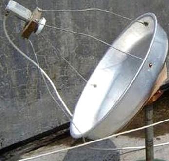 Сделать спутниковая антенна своими руками 573