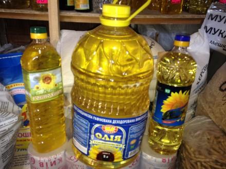Растительное масло. Николаев. фото 1