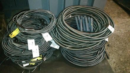 Трос для прочистки труб канализации. Киево-Святошинский. фото 1