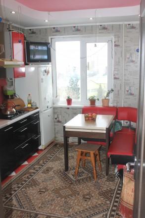 Продается 3-х комн. квартира в центре Бородянки с евроремонтом.. Бородянка. фото 1