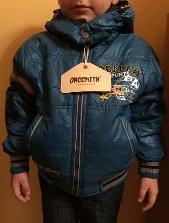 Демисезонная куртка Ohccmith. Александрия. фото 1