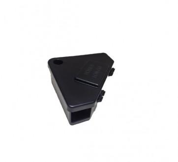 Контейнер для мышей угловой чёрный SED101F. Бердянск. фото 1