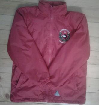 Куртка детская двухсторонняя\ куртка дитяча \ осень-зима. Стрый. фото 1