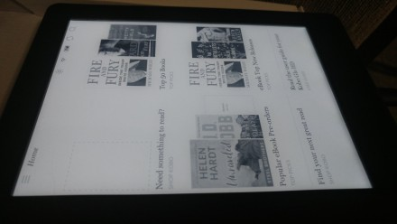 Электронная книга Kobo Glo HD E-Ink Carta 6