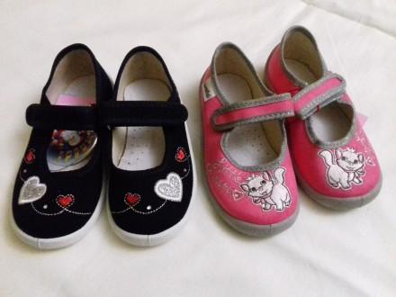 Легкі, мякі,зручні  туфельки із текстилю  р. 21-27. Звенигородка. фото 1