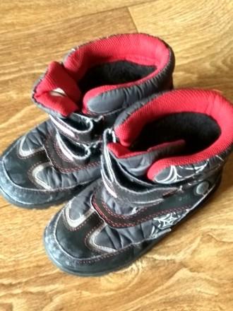 Сапоги ботинки. Кривой Рог. фото 1