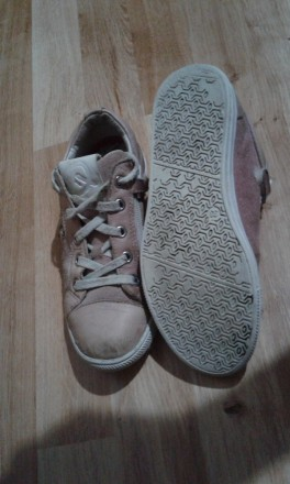 Полностью кожаные кроссовки (кожа внутри и снаружи).  Размер - 33, стелька 21см. Днепр, Днепропетровская область. фото 4
