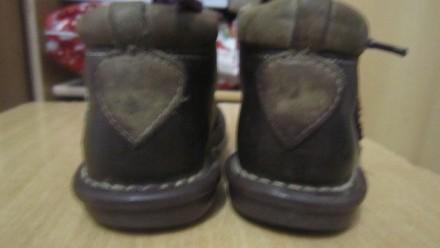 Полностью кожанные (верх, стелька) ортопедические фирменные ботинки KEHOE (Герма. Днепр, Днепропетровская область. фото 3