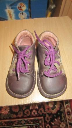 Полностью кожанные (верх, стелька) ортопедические фирменные ботинки KEHOE (Герма. Днепр, Днепропетровская область. фото 4
