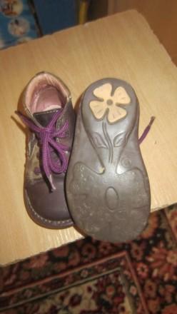 Полностью кожанные (верх, стелька) ортопедические фирменные ботинки KEHOE (Герма. Днепр, Днепропетровская область. фото 5