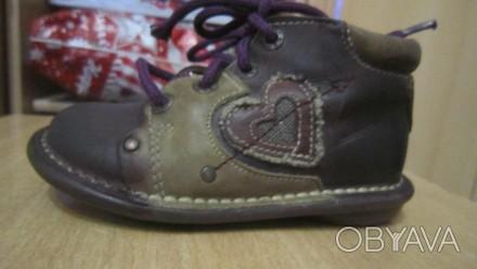 Полностью кожанные (верх, стелька) ортопедические фирменные ботинки KEHOE (Герма. Днепр, Днепропетровская область. фото 1