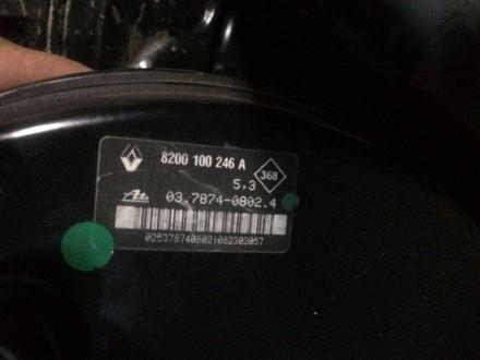 Б/у вакуумный усилитель тормозов Renault Laguna II, Рено Лагуна 2,. Кропивницкий. фото 1