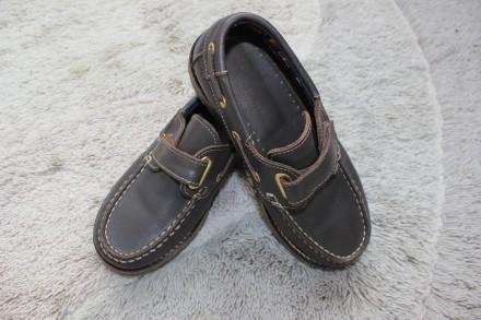 туфли из натуральной кожи, были куплены за границей р.32 стелька 20 см супер к. Херсон, Херсонская область. фото 5