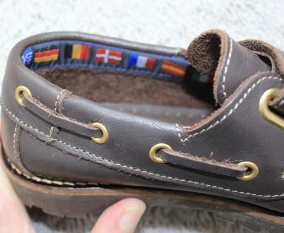 туфли из натуральной кожи, были куплены за границей р.32 стелька 20 см супер к. Херсон, Херсонская область. фото 10