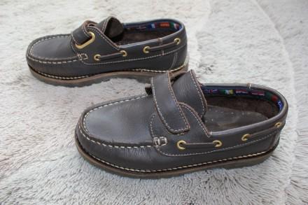 туфли из натуральной кожи, были куплены за границей р.32 стелька 20 см супер к. Херсон, Херсонская область. фото 8