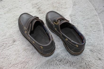 туфли из натуральной кожи, были куплены за границей р.32 стелька 20 см супер к. Херсон, Херсонская область. фото 4
