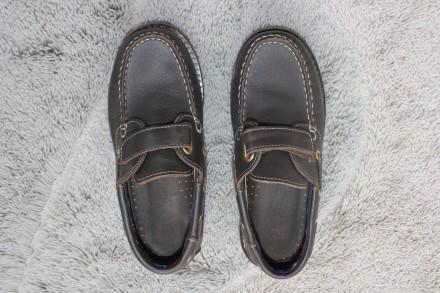 туфли из натуральной кожи, были куплены за границей р.32 стелька 20 см супер к. Херсон, Херсонская область. фото 7