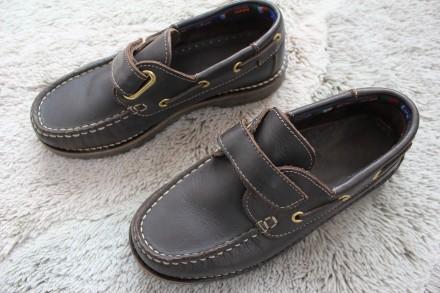 туфли из натуральной кожи, были куплены за границей р.32 стелька 20 см супер к. Херсон, Херсонская область. фото 6