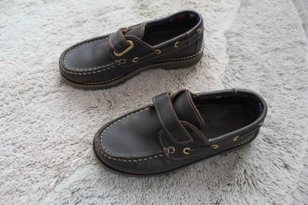 туфли из натуральной кожи, были куплены за границей р.32 стелька 20 см супер к. Херсон, Херсонская область. фото 3