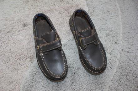 туфли из натуральной кожи, были куплены за границей р.32 стелька 20 см супер к. Херсон, Херсонская область. фото 2
