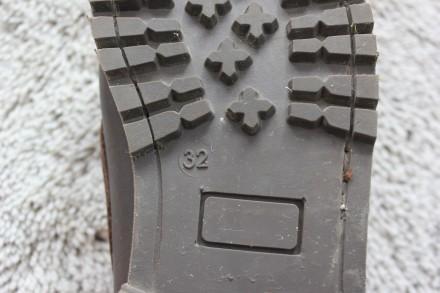 туфли из натуральной кожи, были куплены за границей р.32 стелька 20 см супер к. Херсон, Херсонская область. фото 9