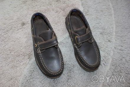 туфли из натуральной кожи, были куплены за границей р.32 стелька 20 см супер к. Херсон, Херсонская область. фото 1