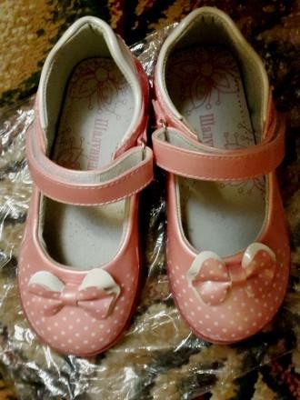 Милые туфельки для маленьких принцесс Милые Туфельки для девочки Шалунишка Внут. Киев, Киевская область. фото 6