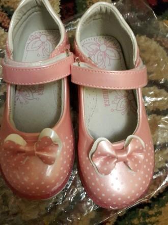Милые туфельки для маленьких принцесс Милые Туфельки для девочки Шалунишка Внут. Киев, Киевская область. фото 8