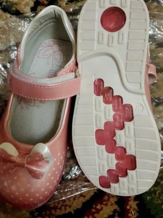 Милые туфельки для маленьких принцесс Милые Туфельки для девочки Шалунишка Внут. Киев, Киевская область. фото 4