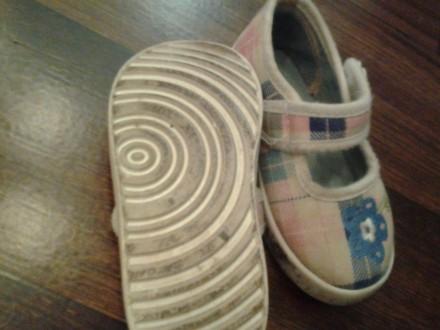 детская обувь на мальчика и девочку, после одного ребёнка, почти новая. На сапож. Кривой Рог, Днепропетровская область. фото 7
