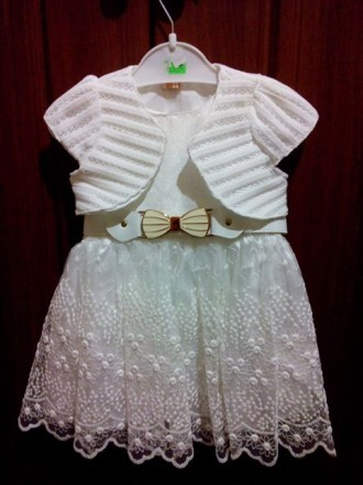 Сукня на дівчинку. Фастов. фото 1