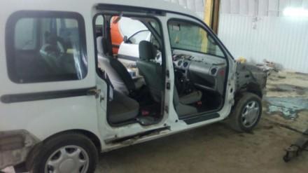 Renault Kangoo 2003 р. 1.2 (газ/бензин). Бровары. фото 1
