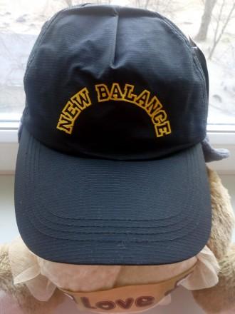 Новая кепка с этикеткой фирмы New Balance, отлично на холодную весну, демисезонн. Кременчуг, Полтавская область. фото 4