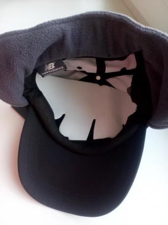 Новая кепка с этикеткой фирмы New Balance, отлично на холодную весну, демисезонн. Кременчуг, Полтавская область. фото 7
