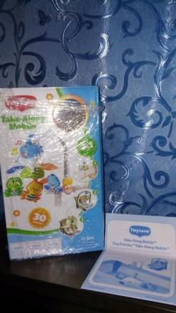 Торговая марка Tinylove Тип материала Пластик Текстиль Звук Есть Тип электрон. Днепр, Днепропетровская область. фото 3