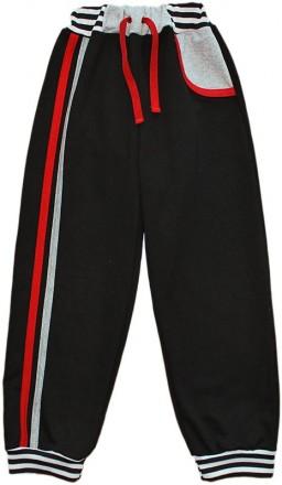 Спортивные брюки для мальчика, можно и для девочек (серые)  с разноцветными ламп. Киев, Киевская область. фото 2