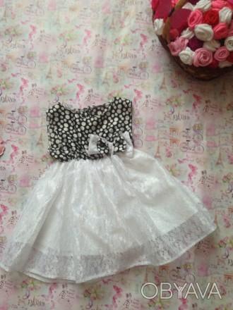 платье для девочки ,рос т90,длина50 см.размер 26. Кривой Рог, Днепропетровская область. фото 1